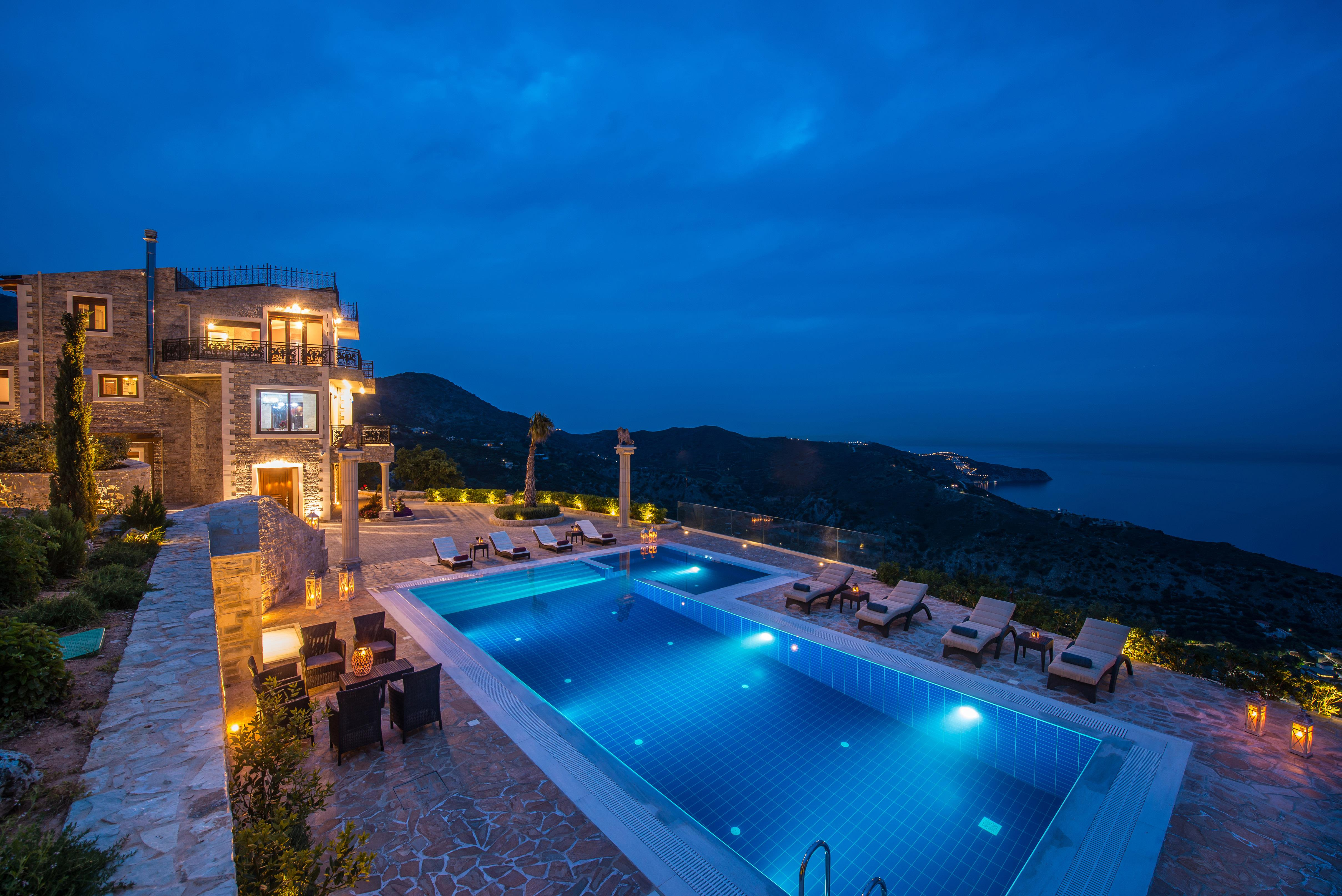 Wine Dark Sea Villas