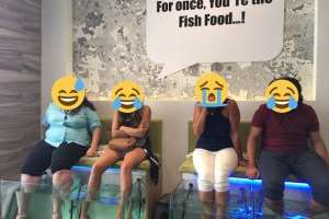 Fishing for Fun: Heraklion's Fish Spa